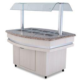 Self-Service-Buffet-Refrigerado-Frilux