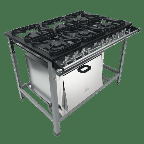 Fogao-6-bocas-forno
